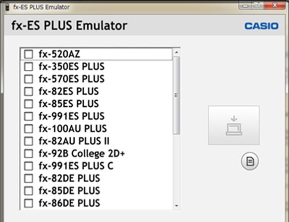 Fx Es Plus Emulator Products Casio
