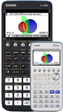 Please update your CASIO calculator software to thelatest
