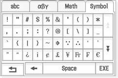 Bran-new software keyboard