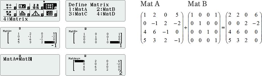 How to find the inverse matrix of a 4x4 matrix semath info -.