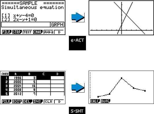 fx-9860GII /9860GII SD   Graphing calculator   CASIO