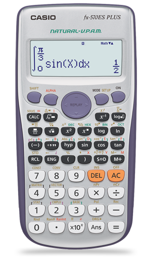 Fx 570esplus Non Programmable Scientific Calculator